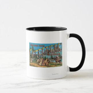 Sheboygan, Wisconsin (Indians # 2) Mug