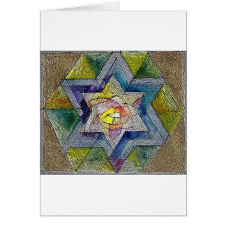Shechina Card