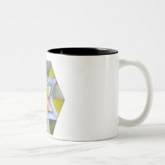 Shechinah Two-Tone Coffee Mug
