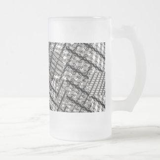 SHECKSHE.COM Art Poster Mug Shot Mug