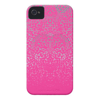 SHECKSHE.COM SheckShe* Customizable Whey Pink Hear iPhone 4 Case-Mate Cases