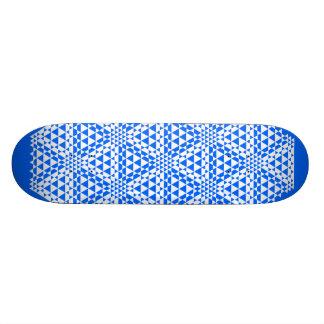 SHECKSHE.COM Snowflake Generator Sk8Board AP Skate Deck