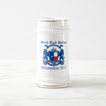 Shed End Dallas Oktoberfest 2017 Stein