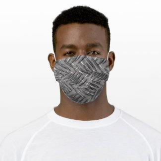Shed Metal Cloth Face Mask