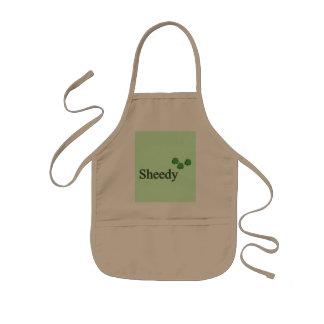 Sheedy Family Kids' Apron