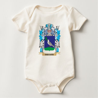 Sheehan Coat of Arms - Family Crest Romper