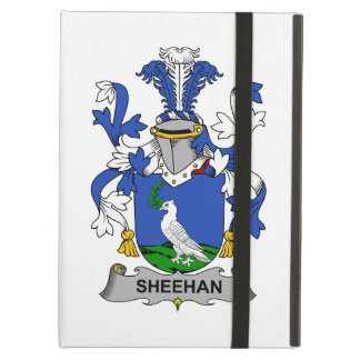 Sheehan Family Crest iPad Air Cover