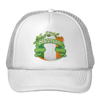 Sheehan Irish Shield Trucker Hat