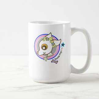 Sheela Pop ! Snow Bunny Bones Mug