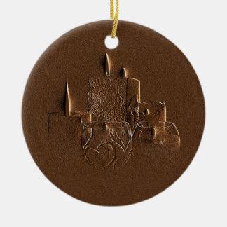 Sheen Ceramic Ornament