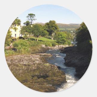 Sheen River Sticker