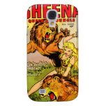 Sheena Queen of the Jungle Galaxy S4 Covers