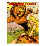 Sheena Queen of the Jungle Post Cards
