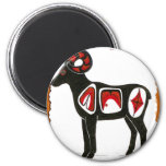 sheep 001 fridge magnet