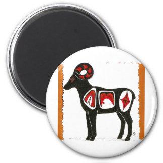 sheep 001 magnet