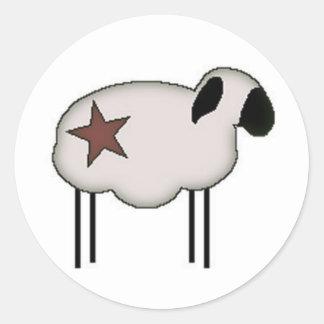Sheep #1 Sticker