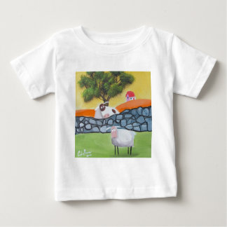 SHEEP AND COW BABY T-Shirt