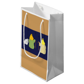 Sheep and Shepherds Small Gift Bag