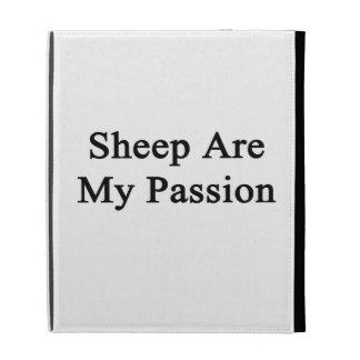Sheep Are My Passion iPad Folio Covers