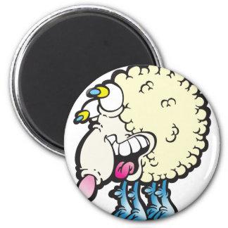 Sheep. Baaah (cough ). Magnet