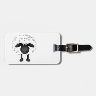 Sheep Bag Tag