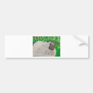 SHEEP BUMPER STICKER
