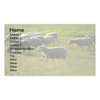 Sheep Business Cards