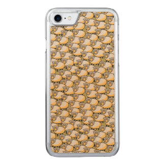 Sheep Carved iPhone 7 Case