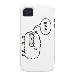 Sheep! Case-Mate iPhone 4 Covers