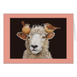 Sheep Chaperone Card