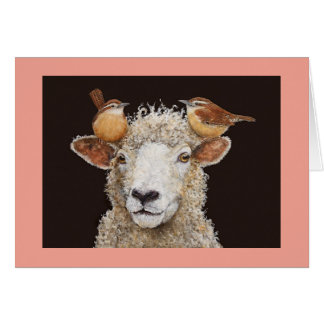 Sheep Chaperone Card