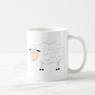 Sheep Character Coffee Mug