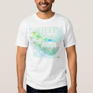Sheep Clouds Tee Shirts