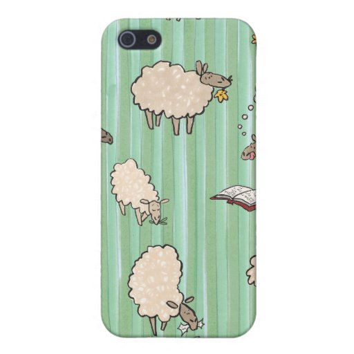 Sheep Cover For iPhone 5