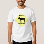 Sheep Crossing T-shirt