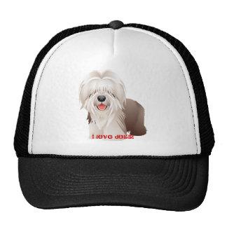 Sheep Dog Gift Baseball hat