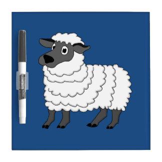 Sheep Dry Erase Whiteboards