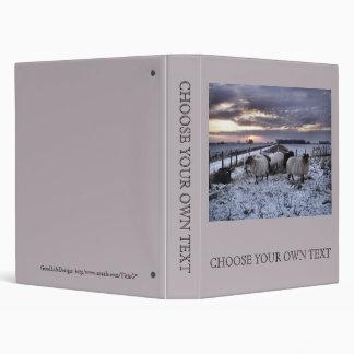 Sheep - Dutch Winter Binder