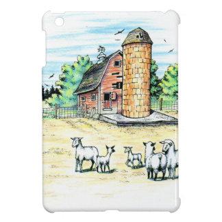 Sheep Farm Case For The iPad Mini