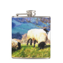 SHEEP FLASK