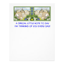 SHEEP FLOCK  Stationary Letterhead