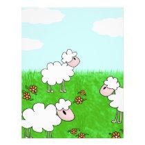 Sheep Flyer