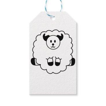 jasmineflynn Sheep Gift Tags