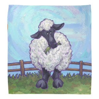 Sheep Gifts & Accessories Bandana