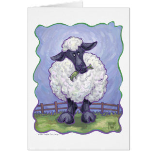 Sheep Gifts & Accessories Card