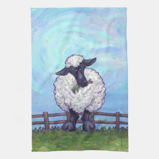 Sheep Gifts & Accessories Hand Towels