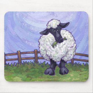 Sheep Gifts & Accessories Mouse Pad