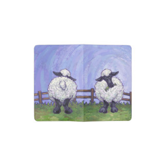 Sheep Gifts & Accessories Pocket Moleskine Notebook