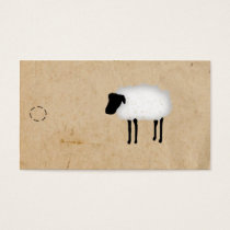 Sheep Hang Tag