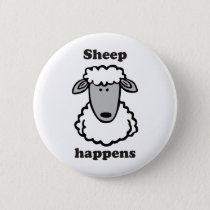 Sheep happens button
